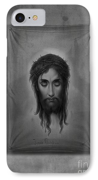Jesus Christus IPhone Case by Edward Fielding