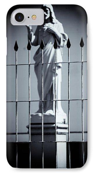 Jesus I IPhone Case by Patrick Boening