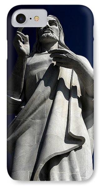 Jesus II IPhone Case by Patrick Boening