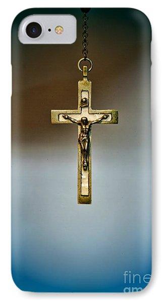 Jesus On The Cross 4 Phone Case by Paul Ward