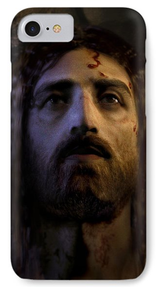 Jesus Resurrected IPhone Case by Ray Downing