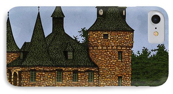 Jethro's Castle IPhone Case by Meg Shearer