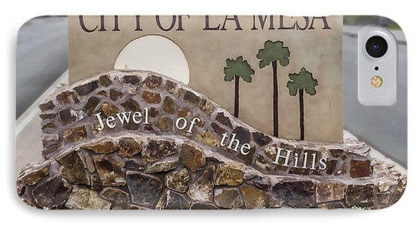 Jewel Of The Hills IPhone Case by Photographic Art by Russel Ray Photos