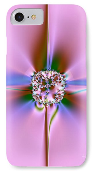 Jewel Phone Case by Yvonne Johnstone