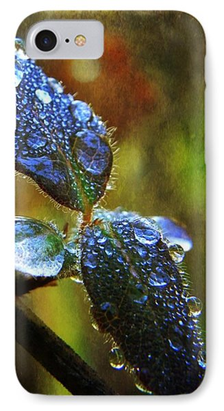 Jeweled Leaves IPhone Case