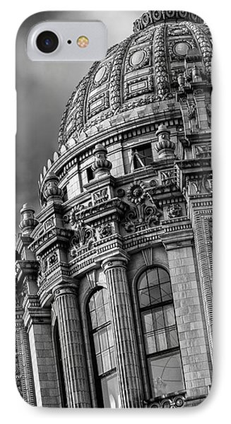 Jeweler's Building IPhone Case by James Howe
