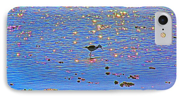 IPhone Case featuring the photograph Jewelled Water by Cassandra Buckley