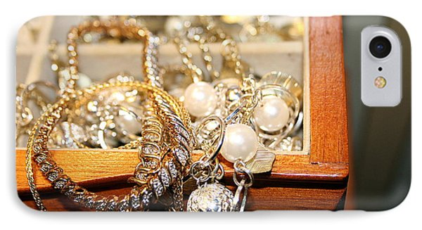Jewelry Collections Phone Case by Ester  Rogers