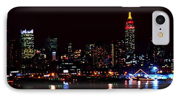Jewels In The City  IPhone Case by Michelle Wiarda
