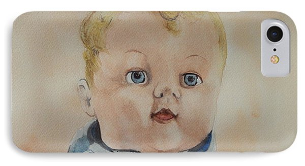 IPhone Case featuring the painting Jimmy James by Betty-Anne McDonald