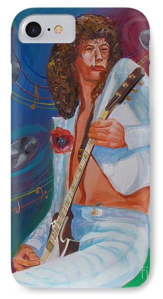 Jimmy Page 2 Phone Case by To-Tam Gerwe