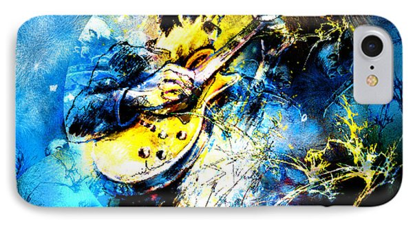 Joe Bonamassa 01 Bis IPhone Case