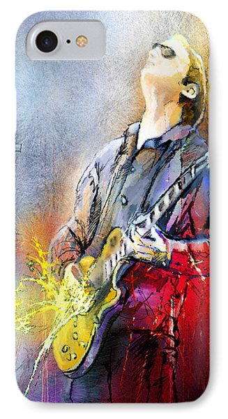 Joe Bonamassa 02 IPhone Case