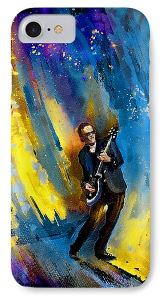 Joe Bonamassa 03 IPhone Case