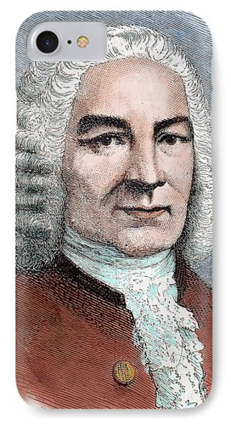 Johann Sebastian Bach (eisenach IPhone Case