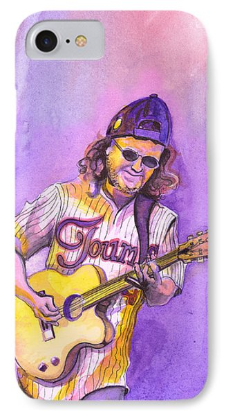 John Bell With Hat Phone Case by David Sockrider