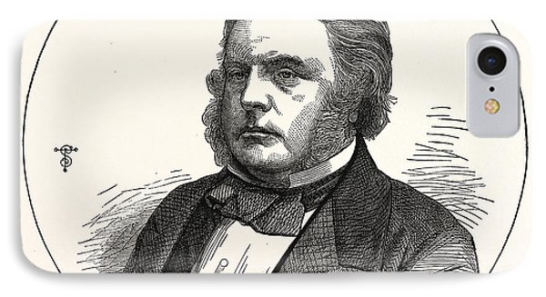 John Bright, Esq., M.p. For Birmingham. 16 November 1811 27 IPhone Case