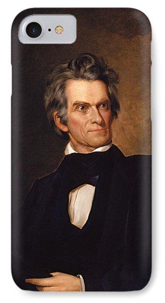 John C Calhoun  IPhone Case