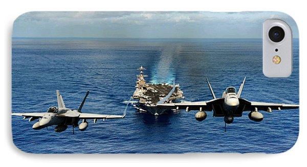 John C. Stennis Carrier Strike Group IPhone Case