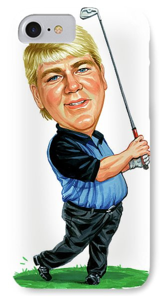 John Daly IPhone Case