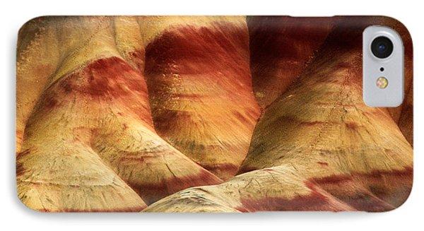 John Day Martian Landscape Phone Case by Inge Johnsson