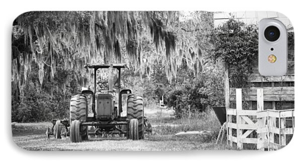 John Deere And The Canopy Of Oaks IPhone Case