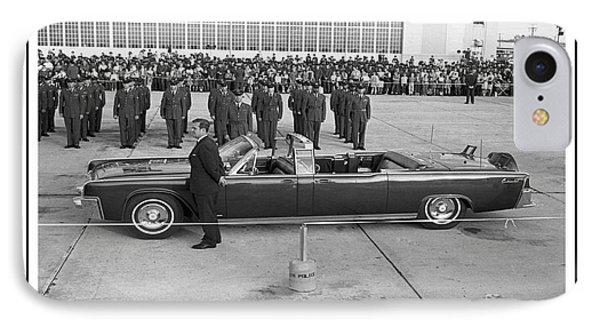 John F. Kennedy - 8 IPhone Case