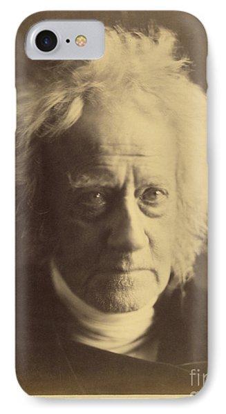 John Frederick William Herschel 1867 Phone Case by Getty Research Institute