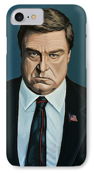 John Goodman IPhone Case by Paul Meijering