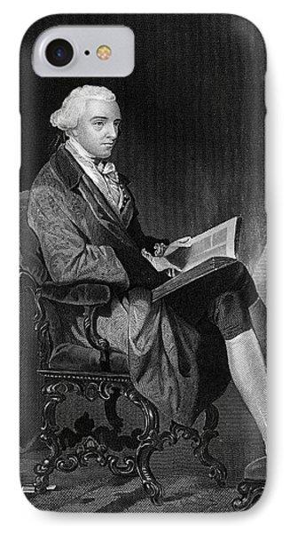 John Hancock IPhone Case by Historic Image