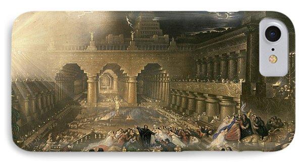 John Martin, Belshazzars Feast, British IPhone Case