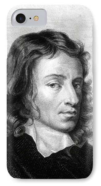 John Milton IPhone Case by Collection Abecasis
