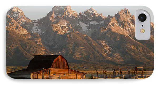 John Moulton Barn IPhone Case