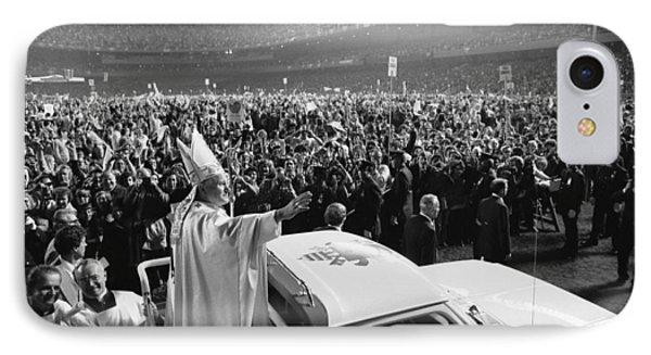 John Paul II (1920-2005) IPhone Case by Granger
