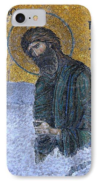 John The Baptist Phone Case by Stephen Stookey