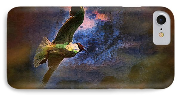Johnathon Livingston Seagull IPhone Case by Tyler Robbins