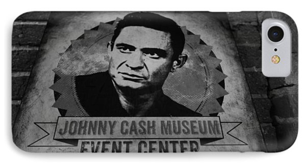 Johnny Cash Museum Event Center IPhone Case by Dan Sproul