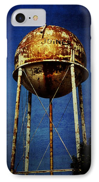 Joiner Water Tower IPhone Case by KayeCee Spain