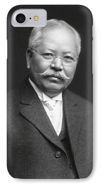 Jokichi Takamine IPhone Case by Chemical Heritage Foundation