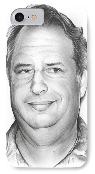 Jon Lovitz IPhone Case by Greg Joens