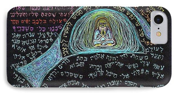 Jonah Prayer Four Phone Case by Hidden  Mountain