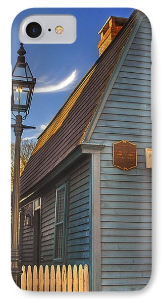 Jonathan Gibbs House IPhone Case