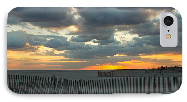 Jones Beach Sunset Three IPhone Case