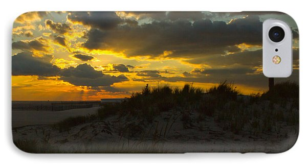 Jones Beach Sunset Two IPhone Case
