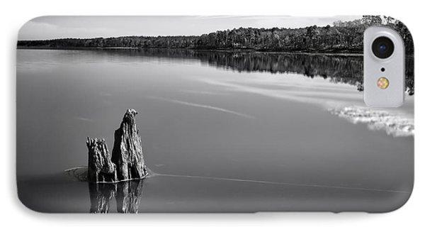 Jordan Lake Reflections II IPhone Case
