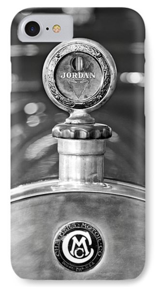 Jordan Motor Car Boyce Motometer 2 Phone Case by Jill Reger
