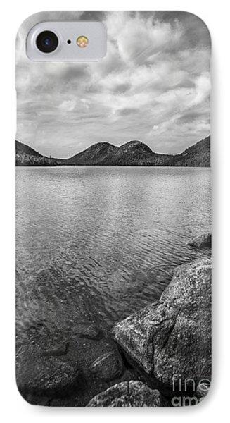 Jordan Pond Acadia National Park Maine. Phone Case by Diane Diederich