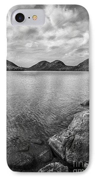 Jordan Pond Acadia National Park Maine. IPhone Case by Diane Diederich