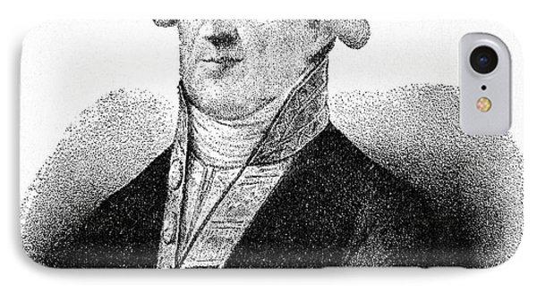 Jose De Iturrigaray (c1760-1815) IPhone Case by Granger