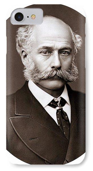 Joseph Bazalgette IPhone Case by Universal History Archive/uig